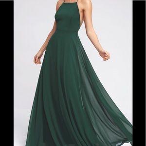 "Lulu""s Mythical Kind of Love Maxi Dress"